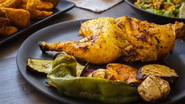 Sugerencia del chef - La Parrilla de Pollos Planes- Martinez Cubells, Valencia