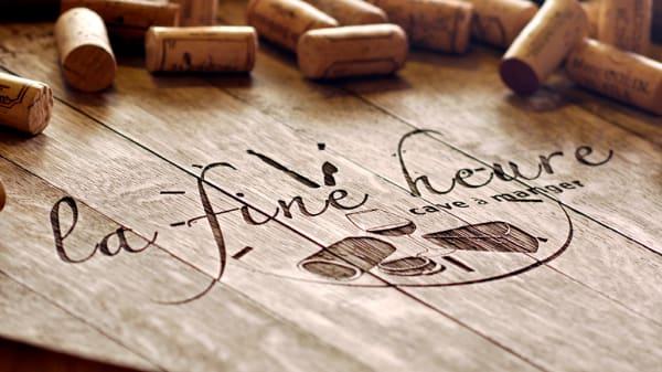 logo - La Fine Heure, Dijon