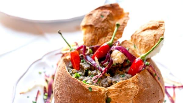 Suggerimento dello chef - Agriturismo Lama San Giorgio
