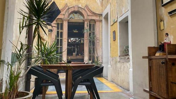 Vista de la sala - Brasa, Aguascalientes