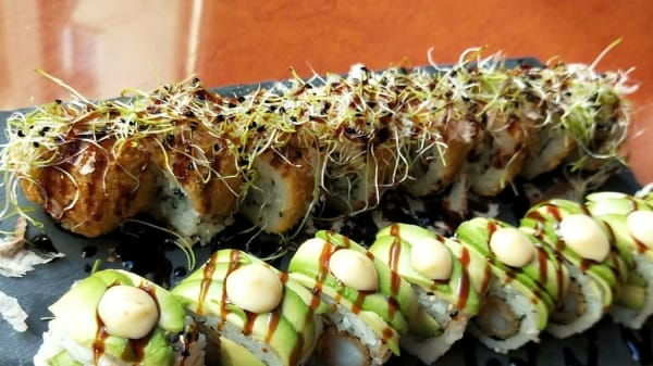 sushi - Le Patio, Chambéry