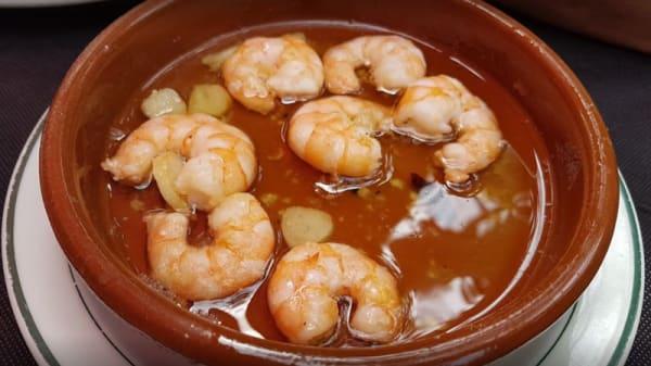 Sugerencia de plato - Taberna Soano, Soano