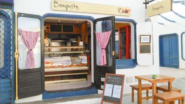 Vista de la sala - Gastronomia Bongusto, Costa Teguise