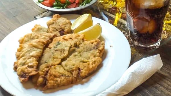 Sugerencia de plato - Toro y Pampa, AVELLANEDA