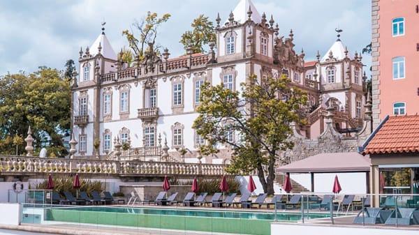 Nasoni Dinning Bar, Porto