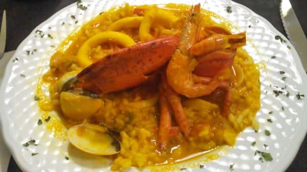 Plato - Taberna Gourmet JL, Madrid