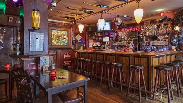 Restaurant - Cafe Brakke, Ámsterdam