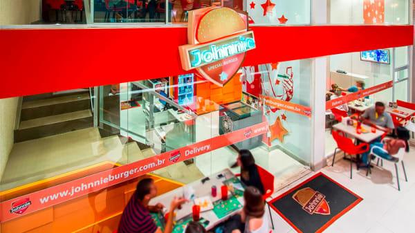 fachada - Johnnie Special Burger - Castanheiras, Brasília