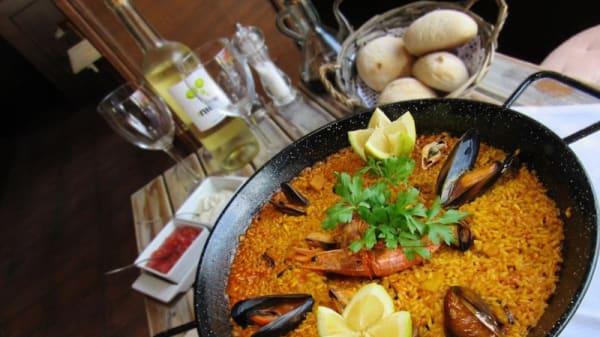 Sugerencia de plato - Restaurante Mare, Torrevieja