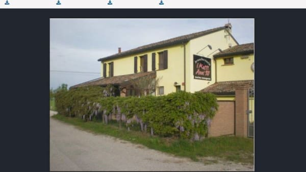 La cascina-locale - I Matti Anni 30, Bagnacavallo