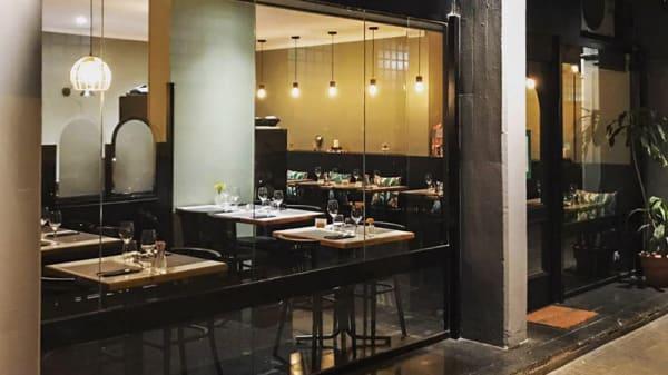 Entrada - La Cuina de K.M, Barcelona