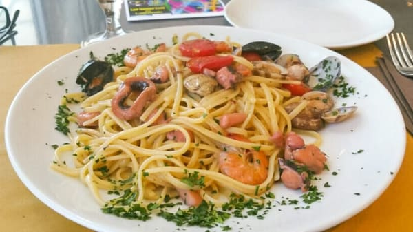 Piatto - Officina dei Dolci, Siena