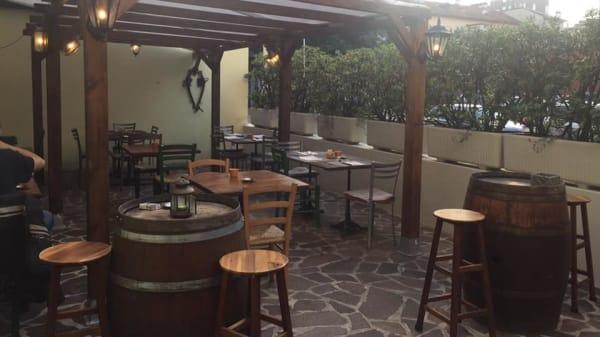 Ingresso - Honey Badger Restaurant Saloon, Seregno