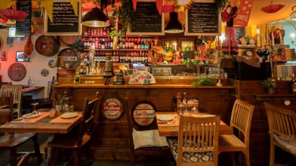 Restaurant - Aqui Tato Rico- tapas y vino, Valkenswaard