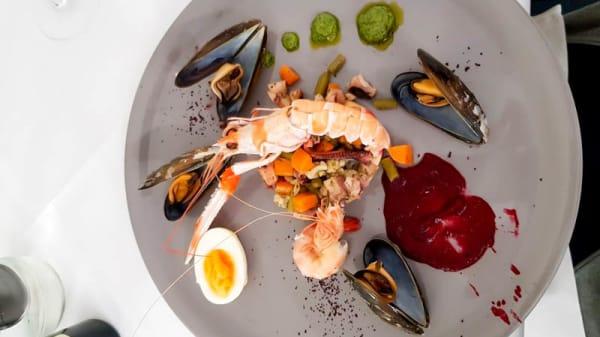 Suggerimento dello chef - U Fundegu d'a Monica, Spotorno