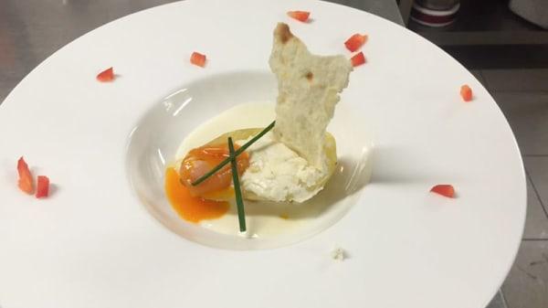 Specialita del chef - Ristorante dell'Hotel Bugella, Biella