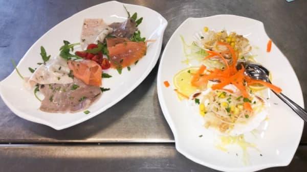 Suggerimento dello chef - Totò, Lugo