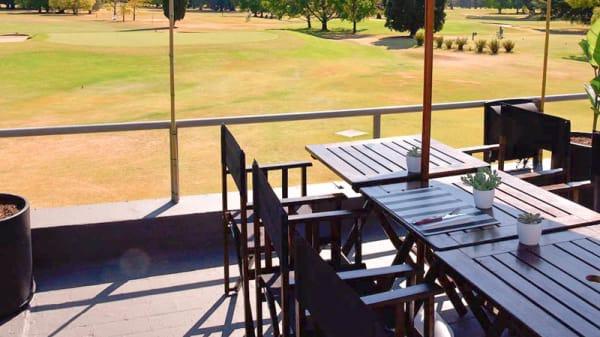 Terraza - San Isidro Golf Restaurant By La Estaca, San Isidro (Buenos Aires)