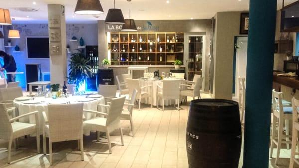 Sala del restaurante - La Terraza Up, Calvià