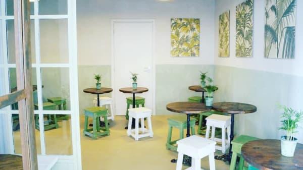 Vista sala - Rivarno Café - Lungarno, Firenze