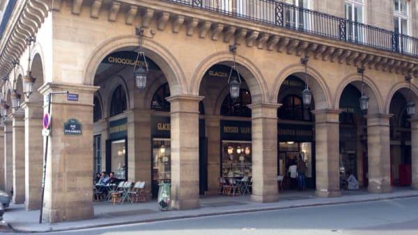 Terrasse - Salon de thé des Tuileries - Sébastien Gaudard, Paris