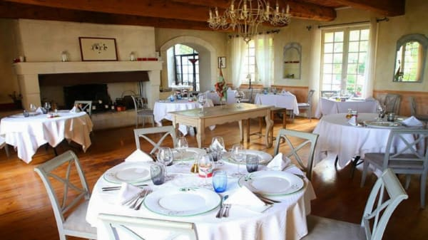 Salle du restaurant - La Maison de Bournissac, Noves
