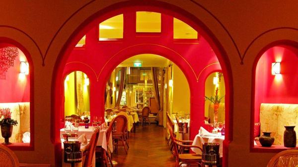 Interieur - Indiaas Restaurant Maharani, The Hague