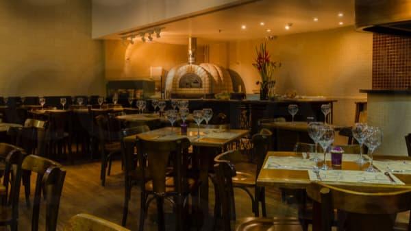 rw sala - Caponata Cucina Italiana, Recife