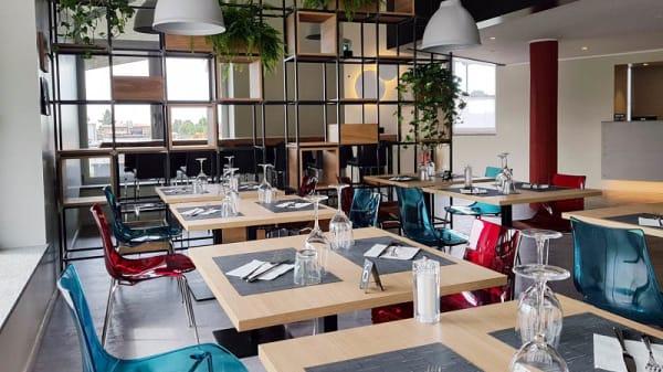 Vista sala - The Buffalo Restaurant, Oleggio
