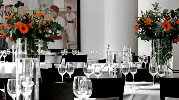 Restaurant - Hôtel Restaurant Arcé, Aldudes