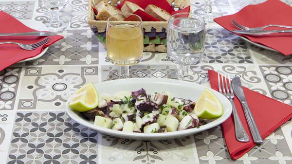 Suggerimento dello chef - Trattoria La Cantina del Borgo, Napoli