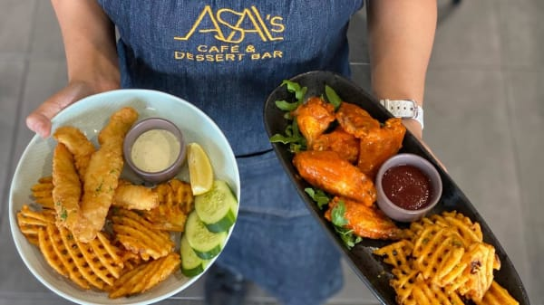 Course's Suggestion - Asal's Cafe and Dessert Bar, Palmerston City (NT)