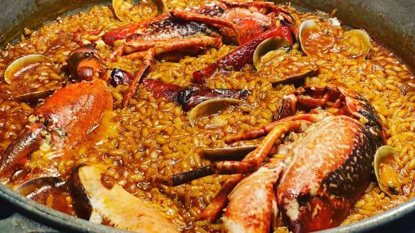 Paella - Restaurante Sepionet, Valladolid