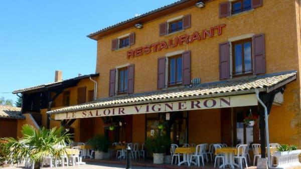 Restaurant - Restaurant Le Saloir Vigneron