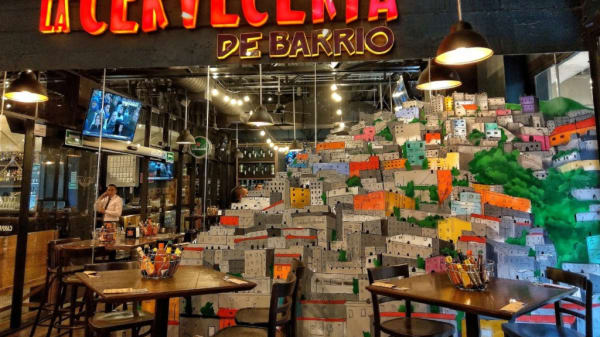 La Cerveceria de Barrio (Perinorte), Mexico City