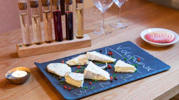 Dégustation fromage - Les Petits Crus, Paris