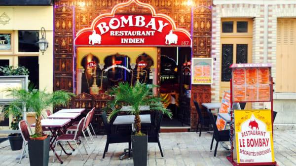 façade - Bombay, Orléans