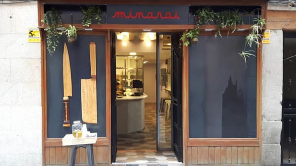 Entrada - Minarai, Madrid
