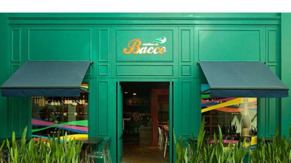 Fachada - Cantina do Bacco - Shopping Vitória, Vitoria