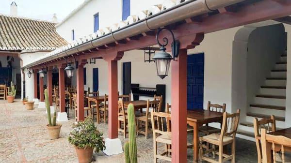 Terraza - Venta del Quijote, Puerto Lapice