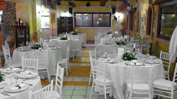 La sala - La Granzeola by al Vecchio Ulivo, Pozzuoli