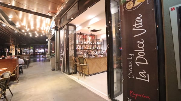 1 - Cucina By La Dolce Vita, Fortitude Valley (QLD)