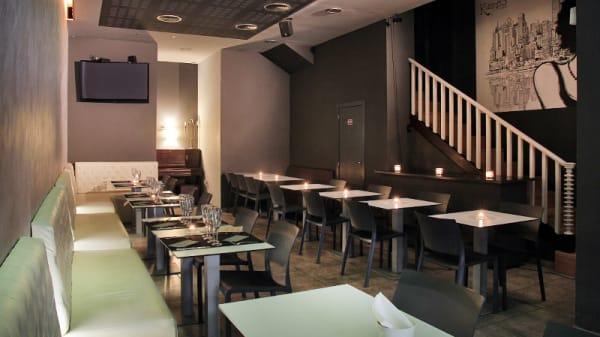 vista interior - Kveinti3 Lounge Club, Barcelona