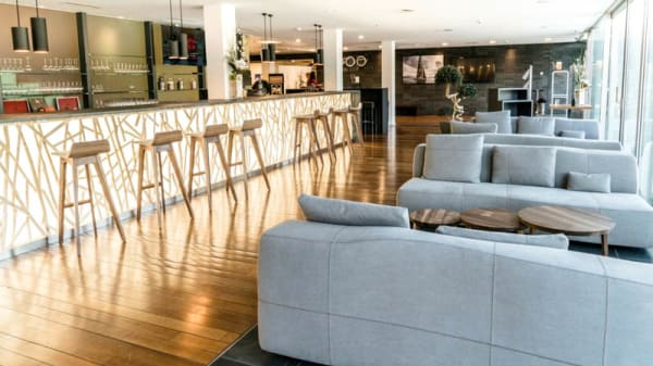 Espace lounge - Le Country - Country Club Geneva, Bellevue