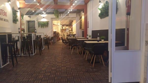 Red Steak Bar Restaurant and Grill, Sevilla
