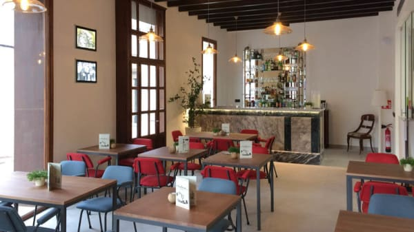 Sala - Melassa Restaurant & Café Maria de la Salut, Maria De La Salut