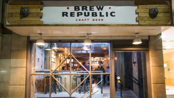 Brew Republic, Buenos Aires