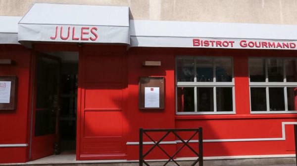Devanture - Jules Bistrot Gourmand, Antony