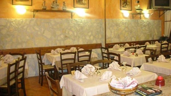 Sala accogliente - Zighini, Rome