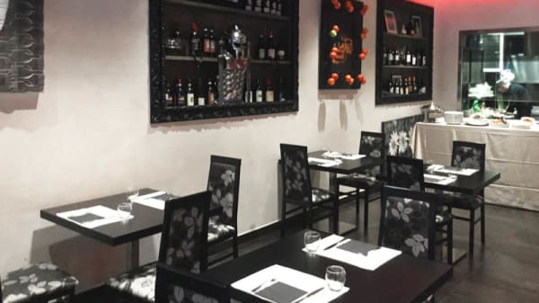 La sala - Oscar Chef, Rome